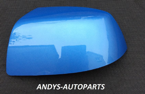 FORD FOCUS 2004 - 2007 WING MIRROR COVER LH OR RH SIDE IN VISION BLUE
